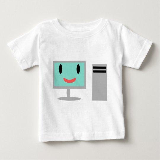 cartoon computer baby T-Shirt