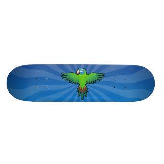Cartoon Conure / Lorikeet / Parrot 21.3 Cm Mini Skateboard Deck