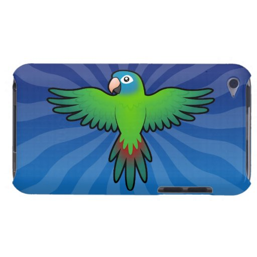 Cartoon Conure / Lorikeet / Parrot iPod Touch Cases