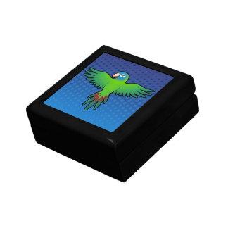 Cartoon Conure / Lorikeet / Parrot Gift Box