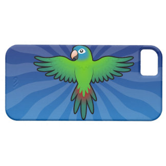 Cartoon Conure / Lorikeet / Parrot iPhone 5 Cases