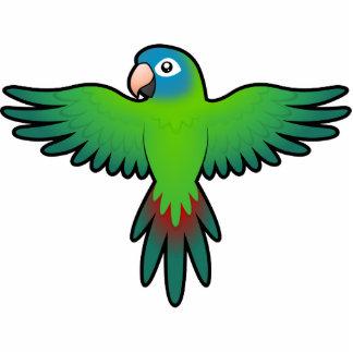 Cartoon Conure Lorikeet Parrot Photo Cutout