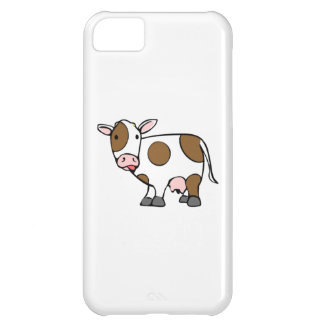 Cartoon Cow Case For iPhone 5C