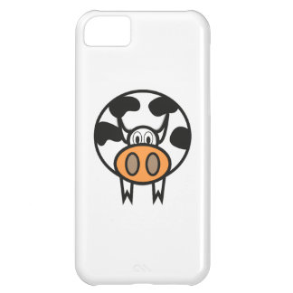 Cartoon Cow iPhone 5C Cover