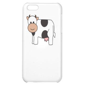 Cartoon Cow Case For iPhone 5C