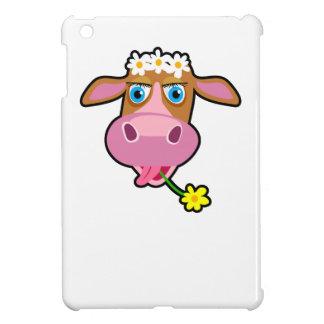 Cartoon Cow Case For The iPad Mini