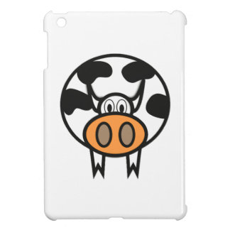 Cartoon Cow iPad Mini Cover