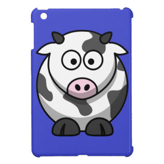 Cartoon Cow iPad Mini Covers