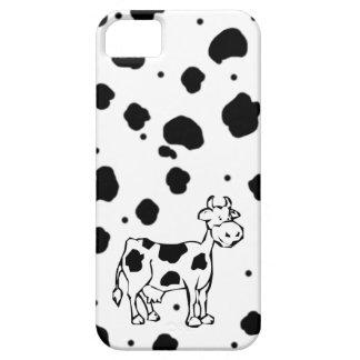Cartoon Cow iPhone 5 Cases