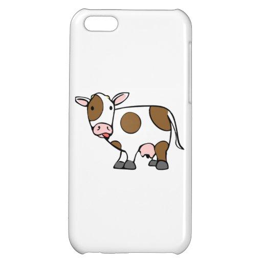 Cartoon Cow iPhone 5C Cover