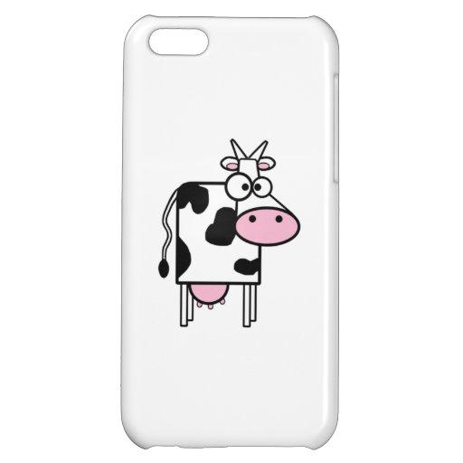 Cartoon Cow iPhone 5C Covers