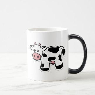 Cartoon Cow Morphing Mug