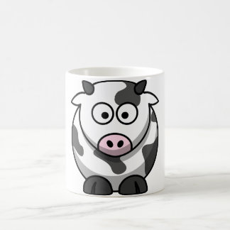Cartoon Cow Mug
