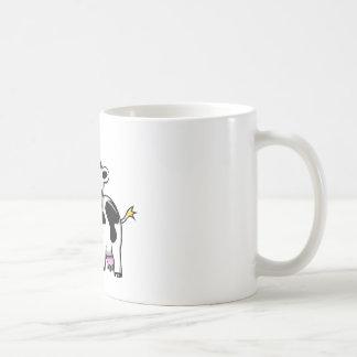 Cartoon Cow Coffee Mug