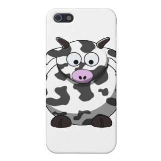 Cartoon Cow Speck Case Case For The iPhone 5
