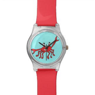 cartoon crab watch