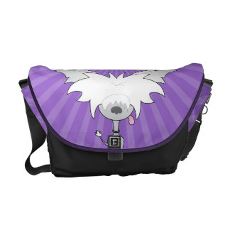 Cartoon Crestie Messenger Bag