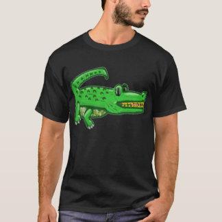 Cartoon Crocodile T-Shirt