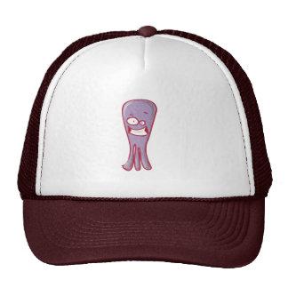 cartoon cute animals - octopus hat