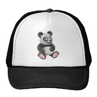 Cartoon Cute Panda Bear Animal Cap