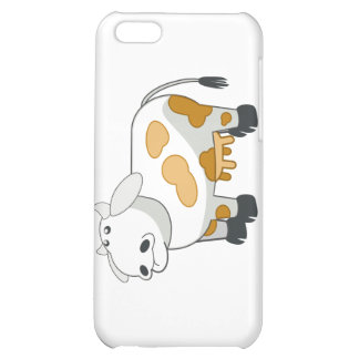Cartoon Dairy Cow iPhone Case iPhone 5C Covers