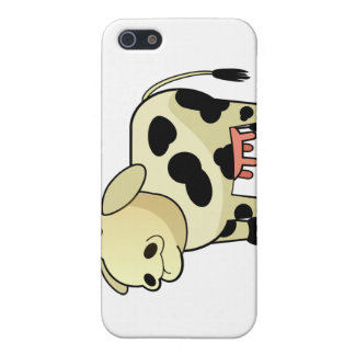 Cartoon Dairy Cow iPhone Case iPhone 5 Case