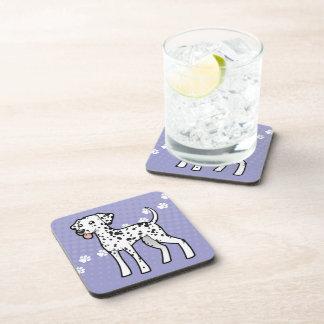 Cartoon Dalmatian Coaster