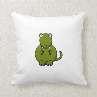 Cartoon Dinosaur Cushion
