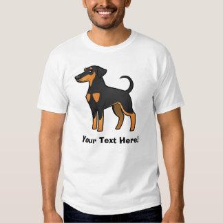 Cartoon Doberman Pinscher (floppy ears) Shirt