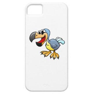 Cartoon Dodo iPhone 5 Case