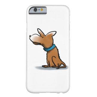 Cartoon dog phone case