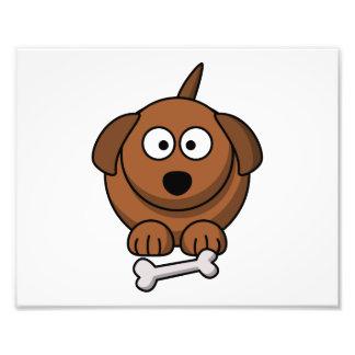 Cartoon Dog Art Photo