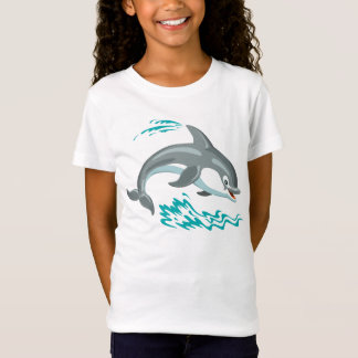 cartoon dolphin T-Shirt