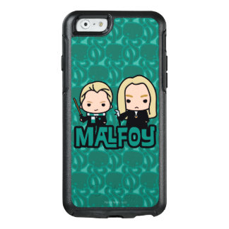 Cartoon Draco and Lucius Malfoy Character Art OtterBox iPhone 6/6s Case