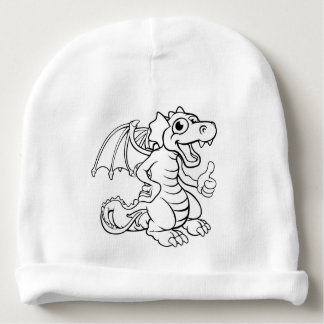 Cartoon Dragon Baby Beanie