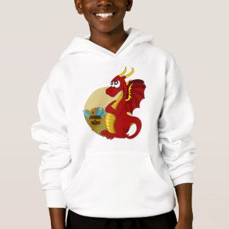 Cartoon dragon Hoodie
