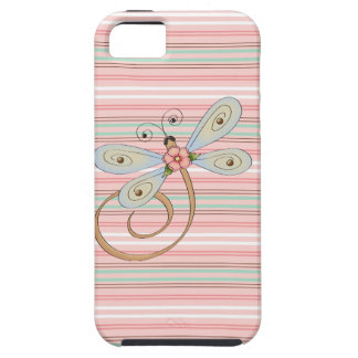 Cartoon Dragonfly iPhone case mate Vibe 5