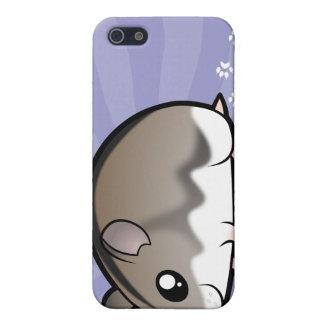 Cartoon Dwarf Hamster iPhone 5/5S Cover