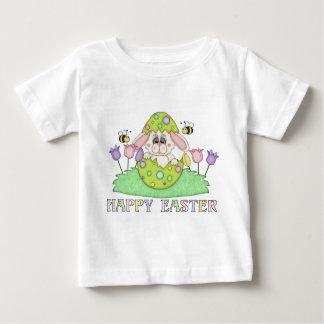 Cartoon Easter Bunny Holiday baby t-shirt