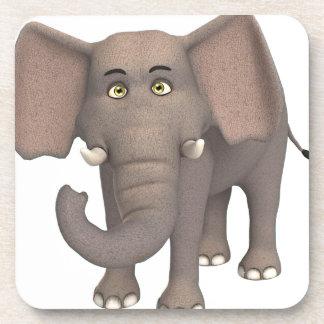 Cartoon Elephant Drink Coasters