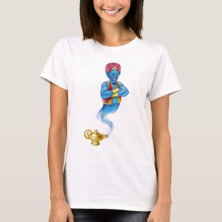 Cartoon Evil Aladdin Genie T-Shirt