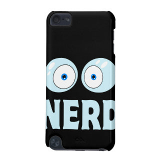 Cartoon Eyes With Glasses NERD iPod Touch (5th Generation) Cover