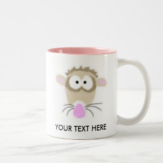 Cartoon Ferret Mug