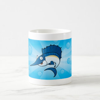 Cartoon Fish Mug