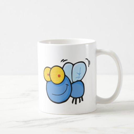 Cartoon Fly Mug