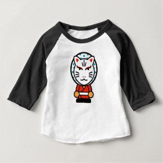 cartoon fox god illustration baby T-Shirt