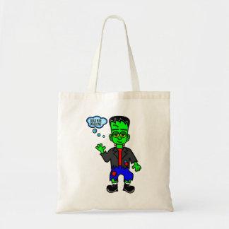 Cartoon Frankenstein's Monster Boy