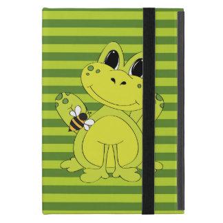 Cartoon Frog iPad Mini case