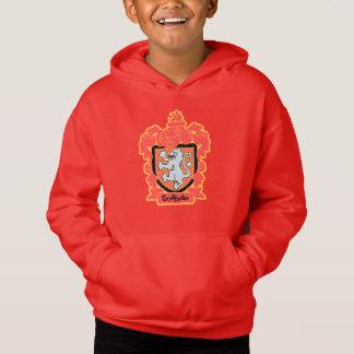 Cartoon Gryffindor Crest