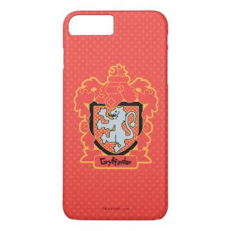 Cartoon Gryffindor Crest iPhone 8 Plus/7 Plus Case